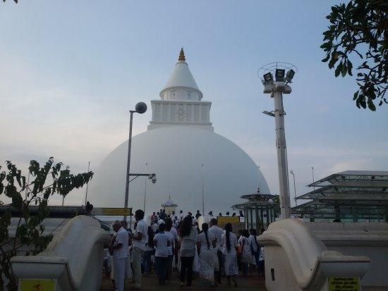 Δυτική Επαρχία, Σρι Λάνκα: Katharagama Kiri wehra