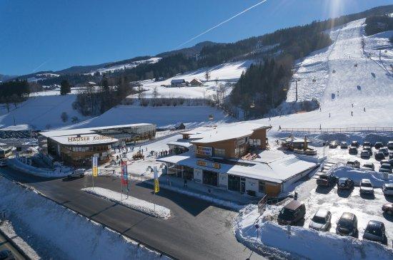 Hauser Kaibling Ski Resort