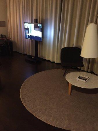 Nobis Hotel: room