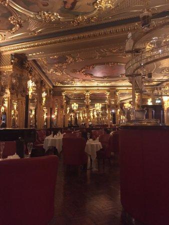 Hotel Cafe Royal Photo
