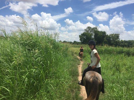 Areyksat Equestrian Trail Rides Phnom Penh 2019 All