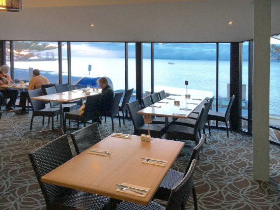 Kingscote, Αυστραλία: Breakfast room outlook