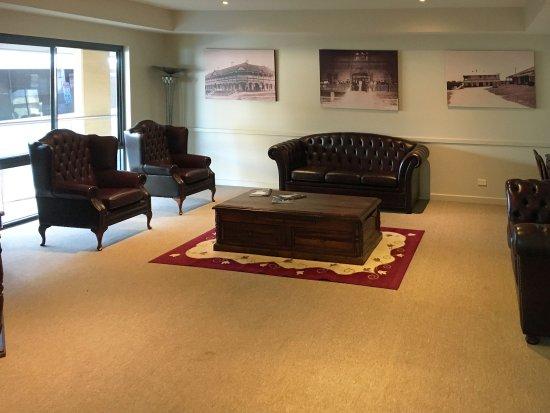Kingscote, Αυστραλία: Accommodation Foyer