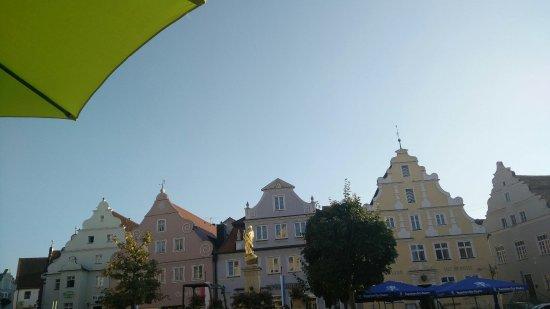 Historischer Marktplatz Wemding