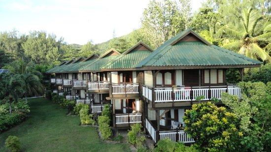 Acajou Beach Resort: Acajou Hotel, Praslin Seychelles