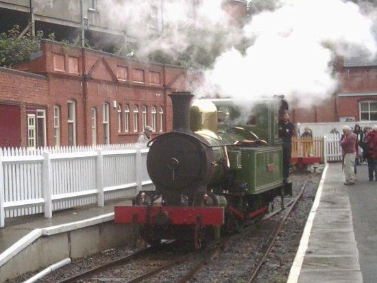 Isle of Man Bus and Rail: Douglas station