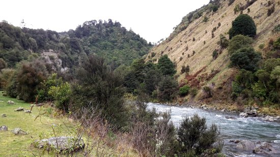 Taihape, New Zealand: Rangitiki River