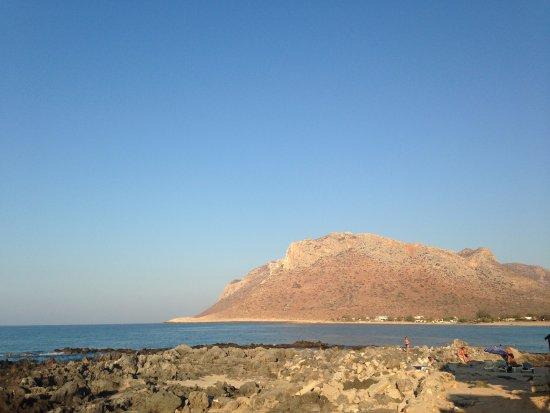 كريت, اليونان: zorba's rock