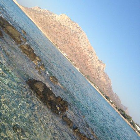 كريت, اليونان: crystal water