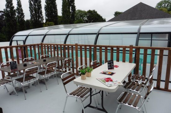 Fouesnant, Francia: piscine