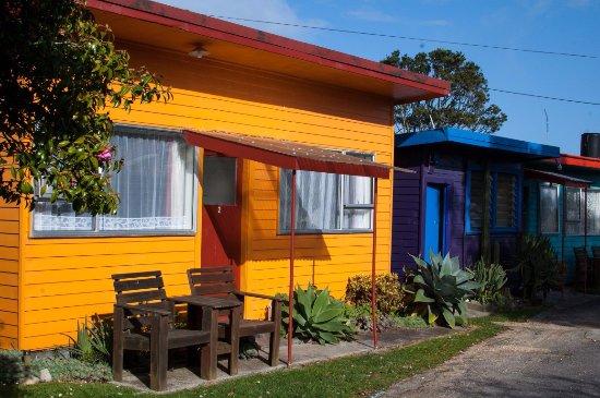 Karamea, Nouvelle-Zélande : Charming Kiwi Baches