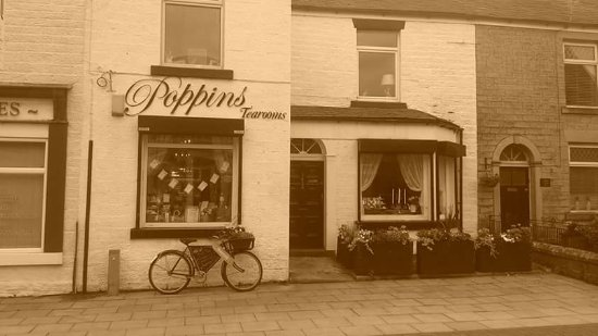 Poppins Tea Rooms Bolton