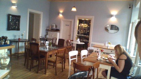 FELLFISCH, Cafe & Jewellery: inside