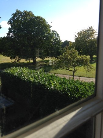 Fritton, UK: View from ensuite (room 5)