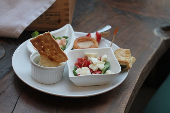 Cantina Follie: Light nibbles for the guests