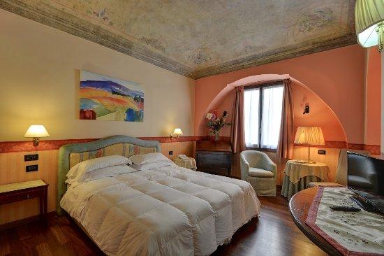 Hotel Due Mondi: Camera matrimoniale