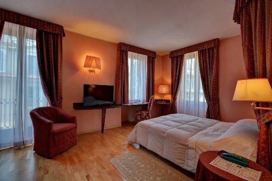 Camera Matrimoniale A Torino.Camera Matrimoniale Foto Di Hotel Due Mondi Torino Tripadvisor