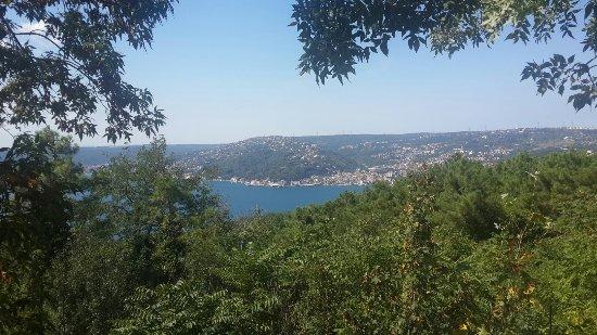 Beykoz, Τουρκία: Hazreti Yüşa Türbesi