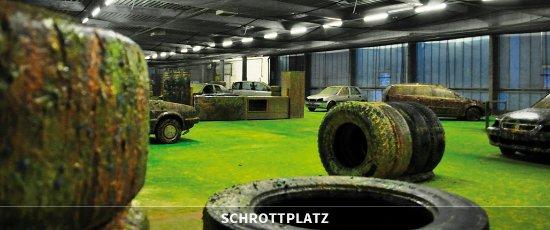 Wipperfurth, Germany: Schrottplatz Szenario