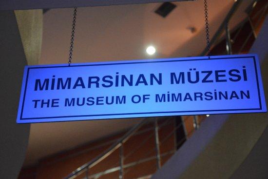 Müze - Kent ve Mimar Sinan Müzesi, Kayseri Resmi - TripAdvisor
