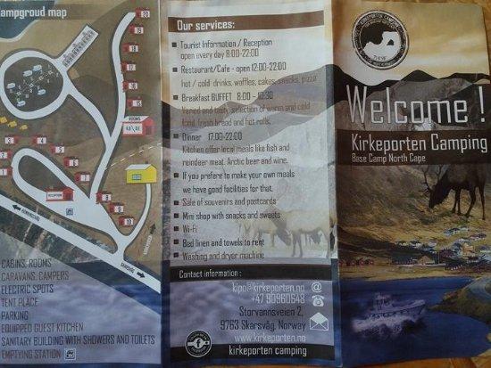 Skarsvag, Norwegen: Quelques informations