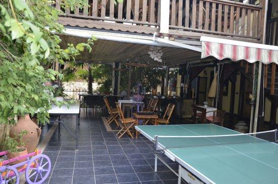 Polonezkoy, Turkiet: CAFE OYUN ALANI