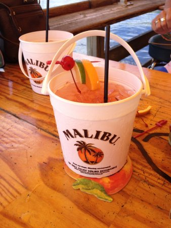 Ellenton, FL: Fruity cocktails