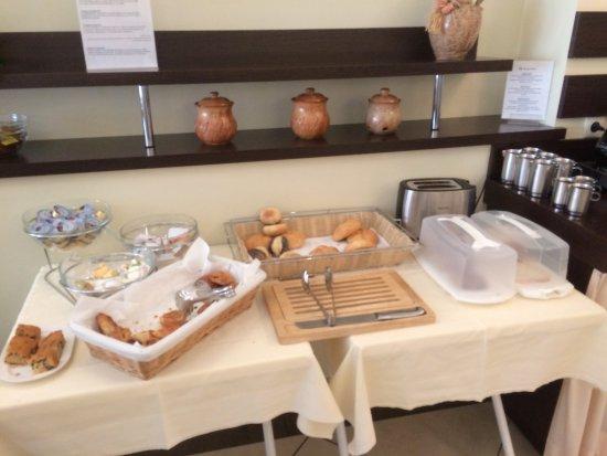 Ivbergs Hotel Charlottenburg: Desayuno buffet