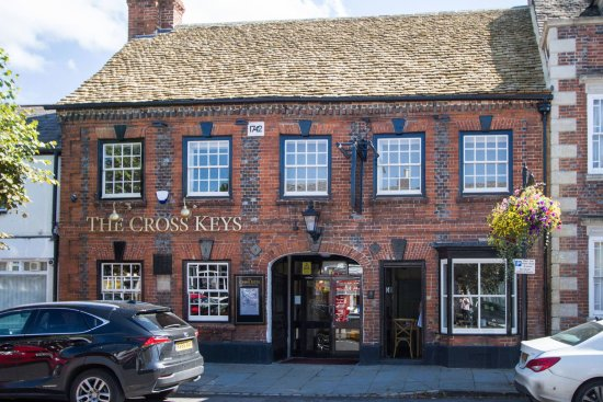 Royal Wootton Bassett, UK: The Cross Keys Inn
