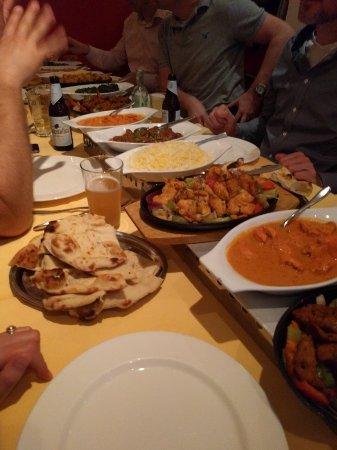 Hengelo, Países Bajos: Great food! Suprise menu.