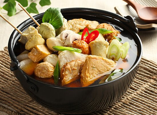 Recipe Of Korean Fish Cake: Picture Of Good Ovening, Melbourne
