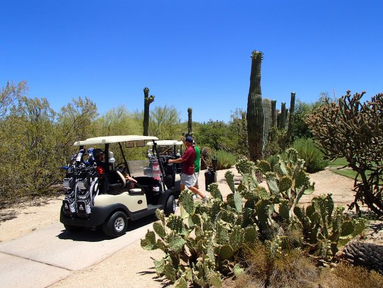Boulders Resort Golf Club