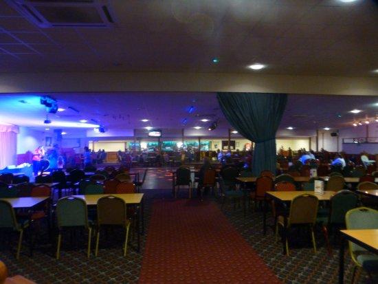 Cabaret Bar Picture Of Riverside Caravan Centre Bognor