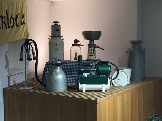 Carlow County Museum: Temporary Rural Electrification Exhibition in association with the ESB until December 2016