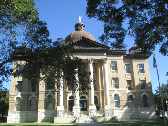 Hays County Historic Courthouse