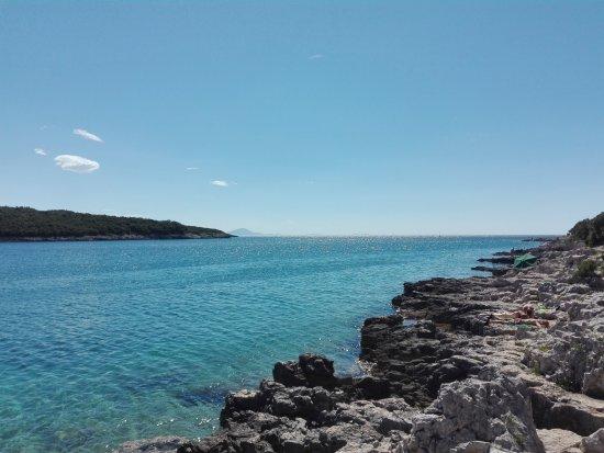 Krnica, Croatia: Jedna z plaż
