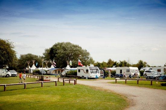 Holme Pierrepont, UK: Campsite