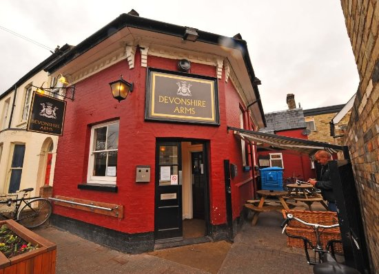 Photo of Bar The Devonshire Arms at 1 Devonshire Road, Cambridge CB1 2BH, United Kingdom