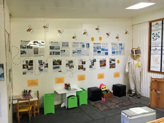 Kingscote, Αυστραλία: Display room
