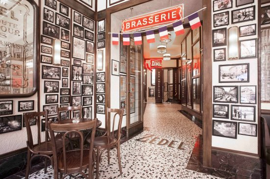 Photo of French Restaurant Brasserie Zedel at 20 Sherwood Street, London W1F 7ED, United Kingdom