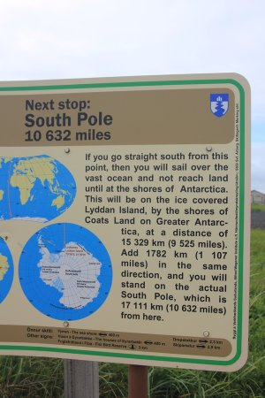 Eyrarbakki, IJsland: Ready for Antarctica?