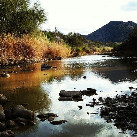 Willowmore, Sydafrika: Bhejane Game Reserve