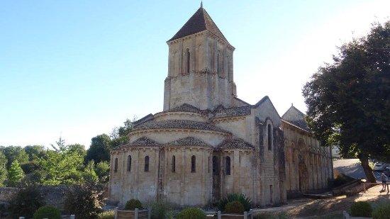 Eglise Saint Hilaire de Melle