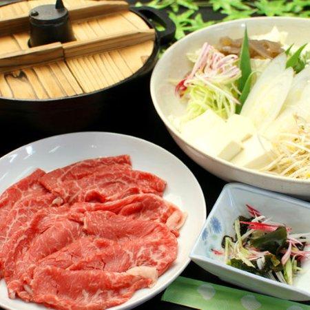 Yabu, Japón: 牛しゃぶしゃぶ