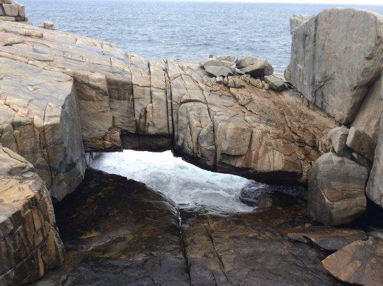 Albany, Australien: The Natural Bridge