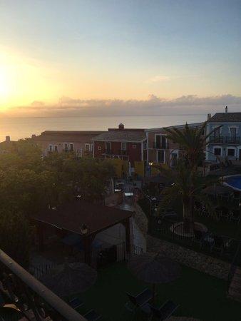 Pueblo Acantilado Suites: View from our 1 bedroom apartment