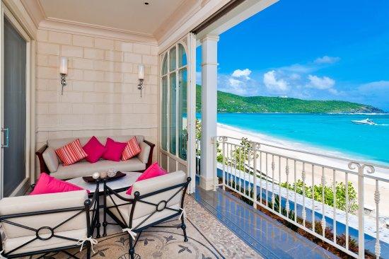 Canouan: One Bedroom Suite View