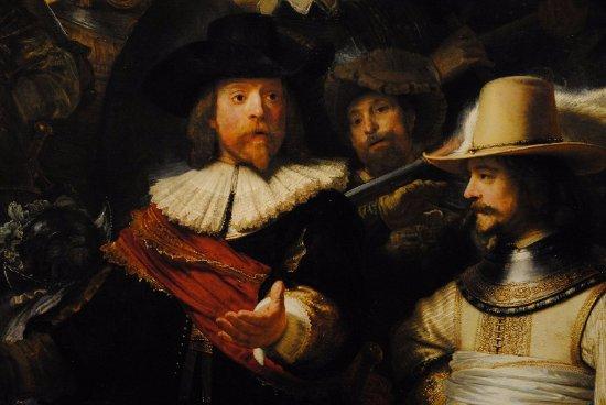 National Museum of Antiquities (Rijksmuseum van Oudheden): Rembrandt_La ronda di notte
