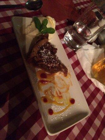 Ballinasloe, أيرلندا: Desert - Pecan Slice