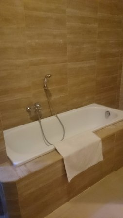 Villa toilet